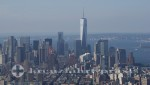 New York - Blick vom Empire State Building auf das World Trade Center