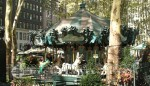 New York - Bryant Park - Kinderkarussell