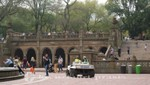 New York - Central Park - Bethesda Terrace