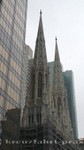 New York - 5th Avenue - St Patrick's Cathedral