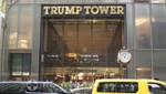 New York - 5th Avenue - Trump Tower