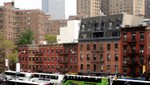 New York - High Line - Ausblick