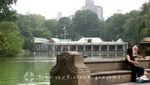 New York - Central Park - The Loeb Boathouse