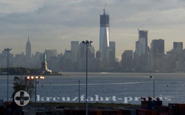 Empire State Building-Freiheitsstatue-WTC