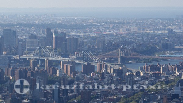 New York - Blick auf Brooklyn