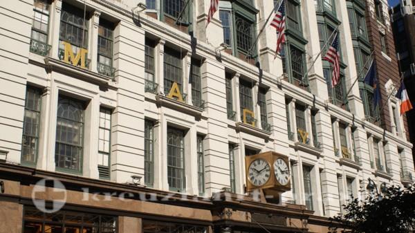 New York - Macys - Größtes Kaufhaus der Welt
