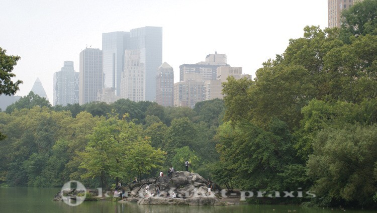 New York - Herbststimmung im Central Park