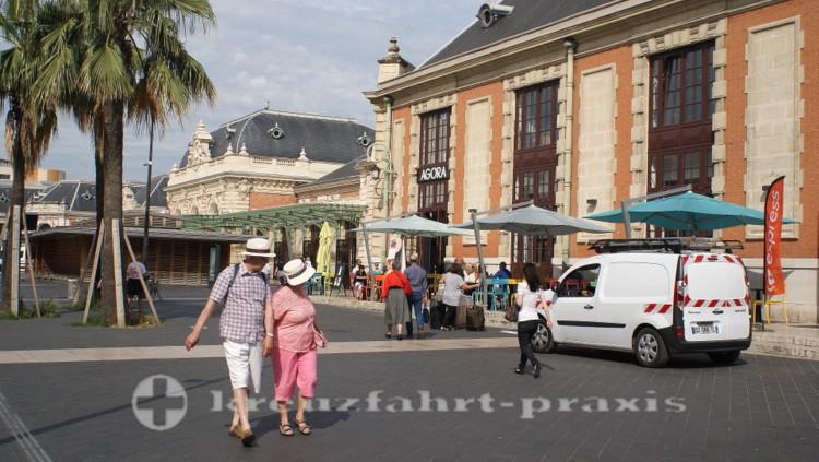 Nizza - Hauptbahnhof