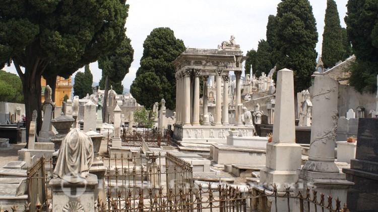 Nizza - Der Jüdische Friedhof