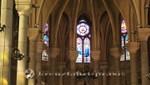 Nizza - Kirchenschiff - Basilika Notre-Dame de l'Assomption