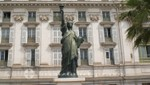 Nizza - Kopie der New Yorker Freiheitsstatue