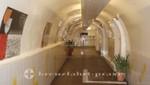 Nizza - Zugang zum Aufzug zur Colline du Chateau
