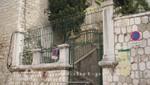 Nizza - Treppenaufgang zur Colline du Chateau