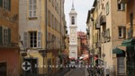 Nizza - Turm der Kathedrale