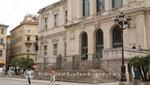 Nizza - Der Justizpalast an der Place du Palais