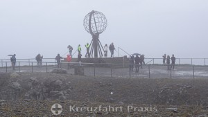 The Globo of the North Cape