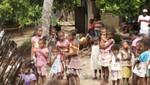 Madagaskar - Nosy Be - Die Jugend von Ampasipohy