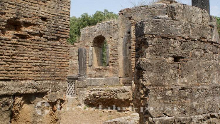 Olympia - Die Werkstatt des Pheidias