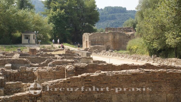 Olympia - Das Leonidaion