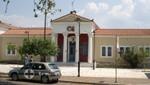 Der Bahnhof von Olympia