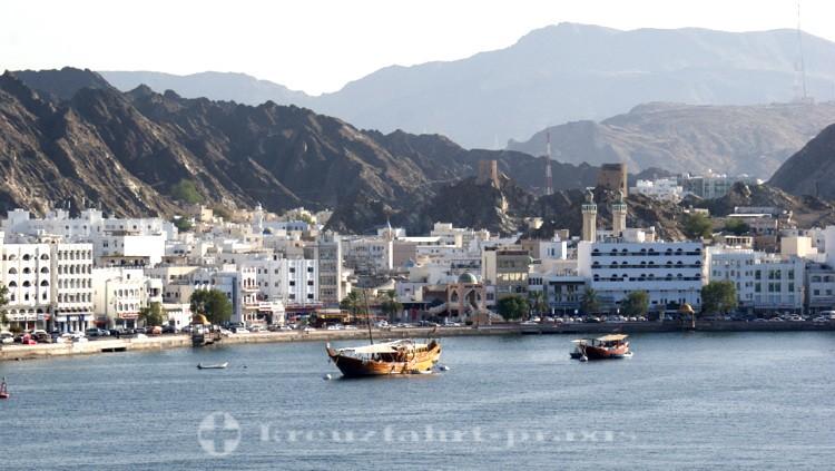 Oman - Maskat/Mutrah