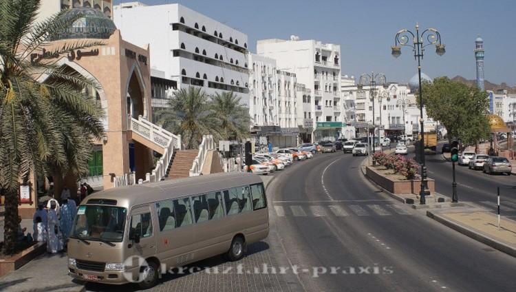 Oman - Maskat/Mutrah-Zentrum