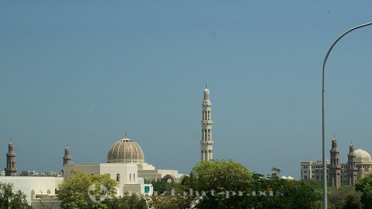 Oman - Sultan Qaboos Moschee
