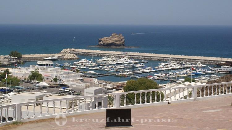 Oman - Maskat - Marina Bandar Ar Rawdah