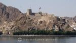 Oman - Maskat - Mutrah Fort