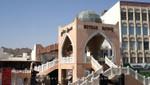 Oman - Maskat - Eingang zum Mutrah Souk