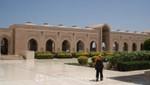 Oman - Maskat - Sultan Qaboos Moschee - Seitengebäude