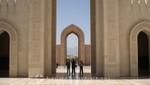 Oman - Maskat - Sultan Qaboos Moschee - Torbogen