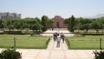 Oman - Maskat - Sultan Qaboos Moschee - Gartenanlage