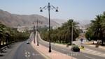 Oman - Maskat - Hauptstadt mit Berglandschaft