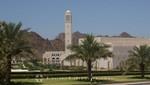 Oman - Maskat - Parlamentsgebäude mit Uhrturm