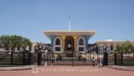 Oman - Alt-Maskat - Sultanspalast