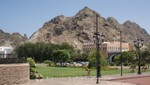 Oman - Alt Maskat - Befestigungsanlagen nahe des Sultanspalasts
