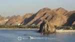 oman 811 maskat kuesten landschaft bei mutrah