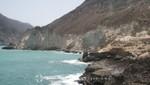 Salalah - Küste bei Mughsail