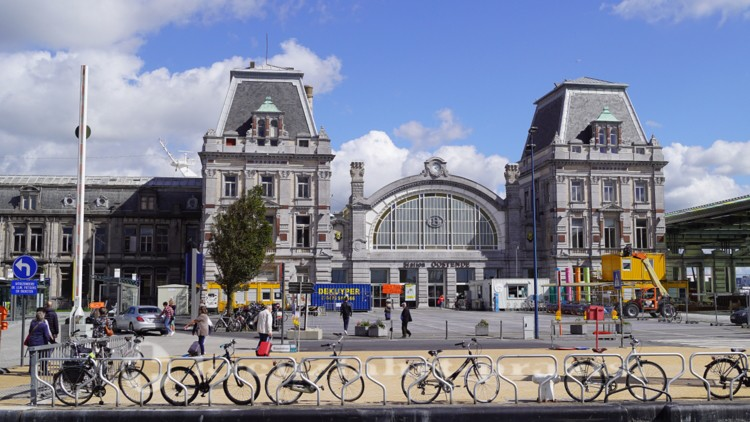 Hauptbahnhof Oostende