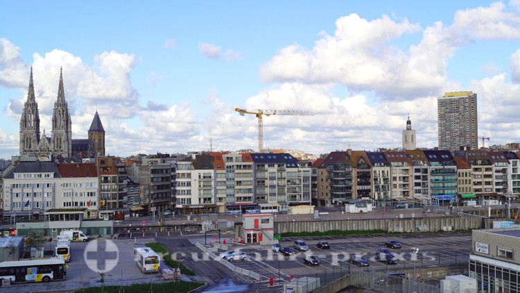 Panorma Oostende