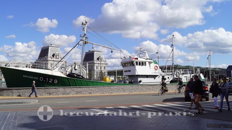 Fischtrawler Amandine