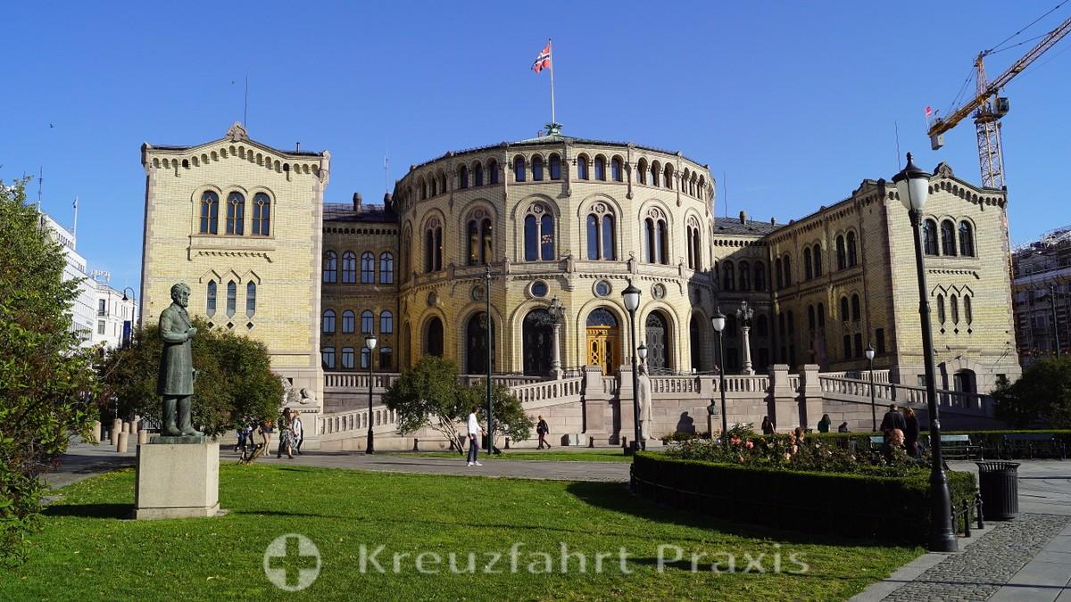 Das Storting - Norwegens Parlament