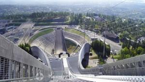 Das Holmenkollen Stadion
