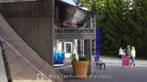 Der Skiflugsimulator