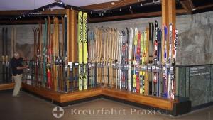 Das Holmenkollen Ski-Museum