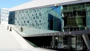 Neues Opernhaus - die begehbare Ebene