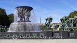 Vigeland Skulpturenpark - Brunnenanlage