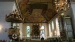 Altarraum des Osloer Doms