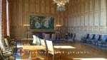 Die Festgalerie des Osloer Rathauses